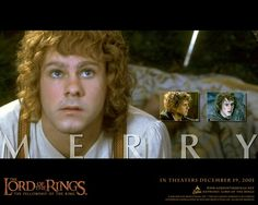 Merry from lotr