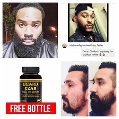 Want an EPIC BEARD!? @beardmarvels came out with 1 Simple Step to grow thick full facial hair all-naturally! Fill that beard in just 4 short weeks on any skin type  Risk-FREE Bottle offer for the next 24 hrs ONLY  Limited Supplies! Order at the link in @beardmarvels bio