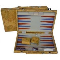 15 inch map backgammon set brown backgammon pinterest original world map faux snake skin backgammon set 46cm 18 board that publicscrutiny Choice Image