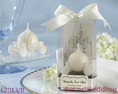 Find more candles information about happily ever after carriage candle wedding favors wedding gifts wedding souvenirs Baby Shower Candle Favors, Candle Wedding Favors, Baby Shower Party Favors, Disney Wedding Favors, Unique Wedding Favors, Wedding Gifts, Cinderella Wedding, Cinderella Carriage, Cinderella Coach