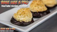 Easy Coconut Macaroons Recipe BakeLikeAPro