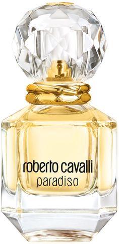 Roberto Cavalli Paradiso Eau De Parfum Spray is gecreëerd om extra te genieten van het joie-de-vivre. Het is een opwekkende en stimulerende geur die vreugde en geluk uitstraalt.  Roberto Cavalli Paradiso is ontworpen door meesterparfumeur Louise Turner (Givaudan). De verfijnde, houtachtige, bloemige geur is als een symfonie van zonovergoten noten geïnspireerd door het Italiaanse landschap.