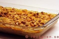 Recept på flygande jakob New Recipes, Cooking Recipes, Yummy Recipes, Tasty, Yummy Food, Weekly Menu, Food Menu, Food For Thought, Sweden