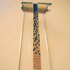 #ailesetmoi #manchette #bracelet #miyukiaddict #miyuki #jenfiledesperlesetjassume