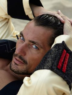 David Gandy for Seventh Man, ph. by Lawrence Sparkes