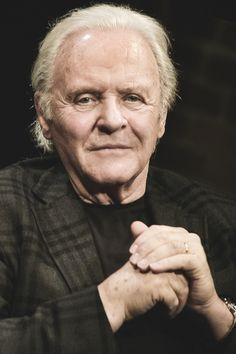 Anthony Hopkins,  Photo by:Ian Fisher