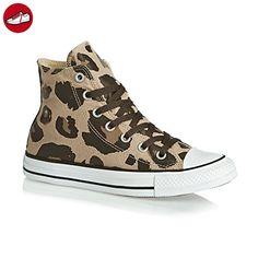 Converse - Converse Hi Vintage Khaki/Dark Ctas Chocolat Chuck TaylorChucks  Schuhe Herren Damen Größe