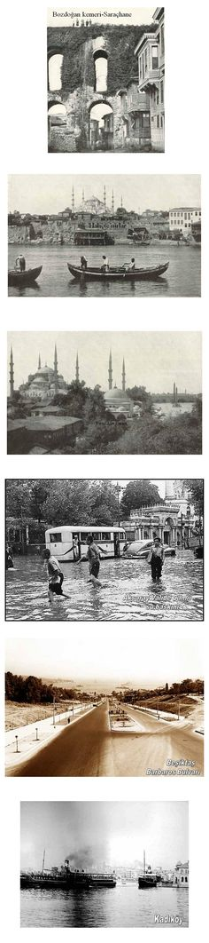 eski istanbul Pictures Of Turkeys, Old Pictures, Old Photos, Turkey Country, Empire Ottoman, Turkey Travel, Istanbul Turkey, Culture Travel, Historical Sites