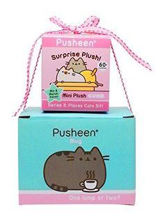 Pusheen Gift Set - Surprise Blind Box 3 and Mug Gift Set ... https://www.amazon.com/dp/B06XT8ZQDC/ref=cm_sw_r_pi_dp_x_kHy6yb3HCCNT6