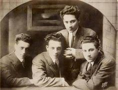 The Marx Bros. circa 1909
