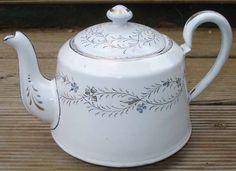 Théière Emaillée Tea Pot enamelware