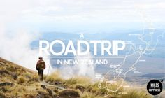 10 THINGS THAT WILL MAKE YOUR NEW ZEALAND TRIP WORTH IT. There is only one true way to see New Zealand's wonders: a road trip.