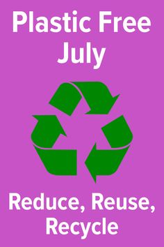 Plastic Free July, Reuse, Feel Good, Party Supplies, Recycling, Positivity, Feeling Great Quotes, Party Items, Recyle
