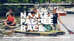 The Nantes Paddle Race 2015 has been a huge success, attracting over a 100 people to try, race or simply enjoy the good vibes of stand up paddling. The smiles and excitement of new comers were only matched by the seriousness and eagerness to start the race by the experienced SUPers. Here is a short video, looking back on this day and all its highlights. Hope you'll enjoy.  - NANTES PADDLE - Facebook page : https://www.facebook.com/nantespaddle Instagram page…