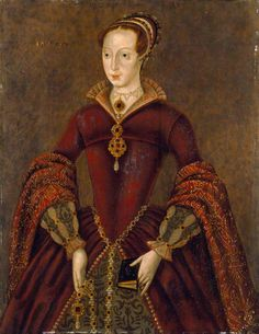 Lady Jayne/Streatham    NPG 6804; Lady Jane Dudley (nÈe Grey)    by Unknown artist, oil on oak panel, 1590s? © National Portrait Gallery, London