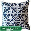 Jiti Pillows Blue Moroccan Pillow
