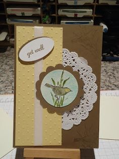 Gwen's Cards 'N Stamps in Bloom
