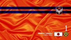 Albirex Niigata - Veja mais e baixe de graça em nosso Blog http://soccerflags.blogspot.com.br/