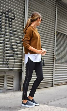 Street style | Urban chic outfit