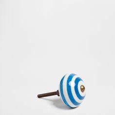 Striped Knob (Set of 2)