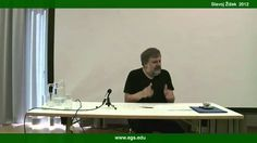 Slavoj Žižek, philosopher and author, talking about the transcendental constitution of reality. In this lecture Slavoj Žižek discusses the logic of dreams in Freud, subjectivity, how real sex functions against fantasy, ethical certainty, temporal delay in the act of psychoanalysis and Badiou's concept of decision. Public open lecture for the students and faculty of the European Graduate School EGS Media and Communication Studies department program Saas-Fee Switzerland Europe. 2012