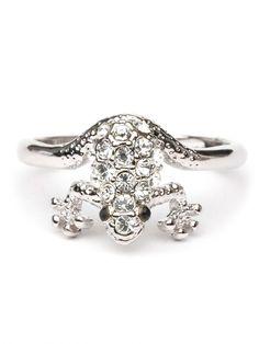crystal frog ring for Sara lol