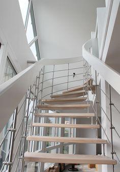 Main courante on pinterest escalier m tallique sheet metal and stairs - Main courante escalier ...