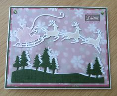 Crafters Companion Classique Christmas Dies