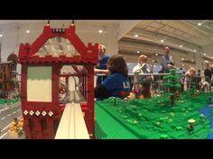 ABSolutSteinchen2015 - MoRaSt Lego Monorail - YouTube