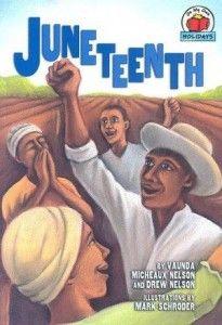 6 Children's Books to celebrate Juneteenth