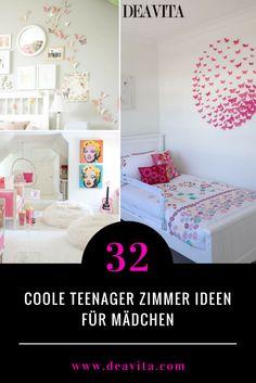 Ein Teenager Zimmer Für Mädchen Verfügt über Stile Und Themen, Die Auch Für  Ein Kleines