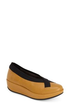Free shipping and returns on Fly London 'Bobi' Wedge Flat (Women) at Nordstrom.com. An understated wedge flat with a slight platform is shaped from smooth pebbled leather and finished with an elasticized topline for ultimate comfort and an easy fit.