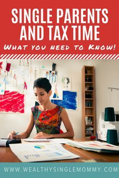 Tax time can be stressful, especially for single parents. Here is what every sin… Tax time can be stressful, especially Income Tax Preparation, Primary Caregiver, Starting A Daycare, Tax Credits, Peaceful Parenting, Single Parenting, Social Skills, Money Saving Tips, Childcare