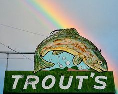 Trout's Cocktails