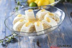 Torta de Limão e Claras
