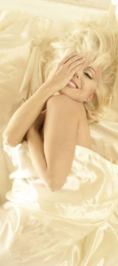 "NOT Marilyn, this is Sunny Thompson who played her in ""Marilyn: Forever Blonde"" a play about Marilyn's life as told in her own word's..............""Marilyn Monroe by Bert Stern Tempo da Delicadeza"""