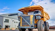 #Baumaschinen und #Kipper, die größten der Welt!
