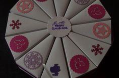Geldgeschenkverpackung zu Weihnachten! von Tortenstübchen auf DaWanda.com