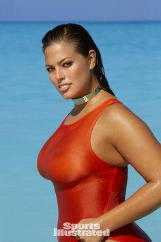 Ashley Graham Swimsuit Photos, Sports Illustrated Swimsuit 2016
