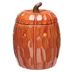 Pumpkin Scentsy Warmer PREMIUM