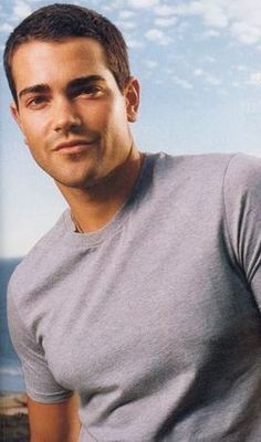 "Jesse Metcalfe (I've loved him since he was Miguel on ""Passions."" He's moved on to be Christopher on ""Dallas"" now.) :)"
