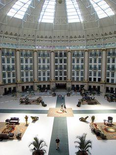 Atrium at West Baden Springs Hotel & Resort, West Baden, IN