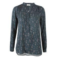 Tippy Maroon Green von KD Klaus Dilkrath #kd #dilkrath #kd12 #klausdilkrath #outfit #tippy #maroon #green #blouse #shirt #office #summer #pretty #look #party