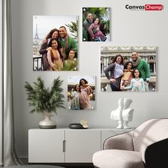 Metal prints make a lasting impression and are a non traditional canvas print. The aluminum print process showcases your favorite photos with vibrant colors, more depth, and sharp contrast.
