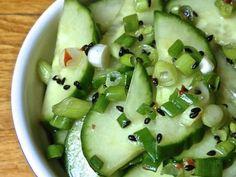 Japanese Quick Pickled Cucumbers recipe