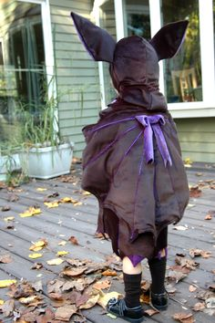 Bat costume More
