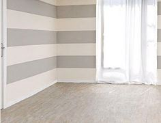 Pared con lineas horizontales