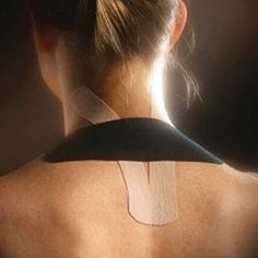 "Kinesiology tape or kinesio tape is a specialized elastic ""athletic tape"" that was popularized during the 2008 Olympics. Designed to facilitate the body's natural healing process while providing support and stability to muscles and joints without restricting the body's range of motion as well as providing extended soft tissue manipulation to prolong the benefits of manual therapy administered within the clinical setting."