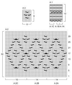 "Blue breeze - Poncho de punto DROPS, en ""Paris"". Talla: S – XXXL. - Free pattern by DROPS Design"