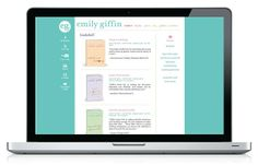 Emily Giffin website books page